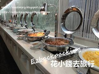 沖繩沙灘酒店朝食