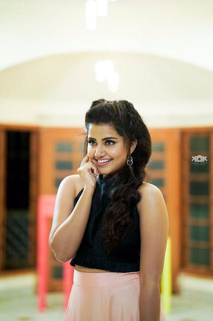 Anupama Parameswaran Latest Stills