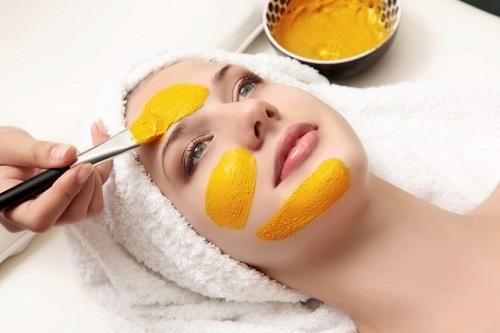 3 Cách chăm sóc da với xoài