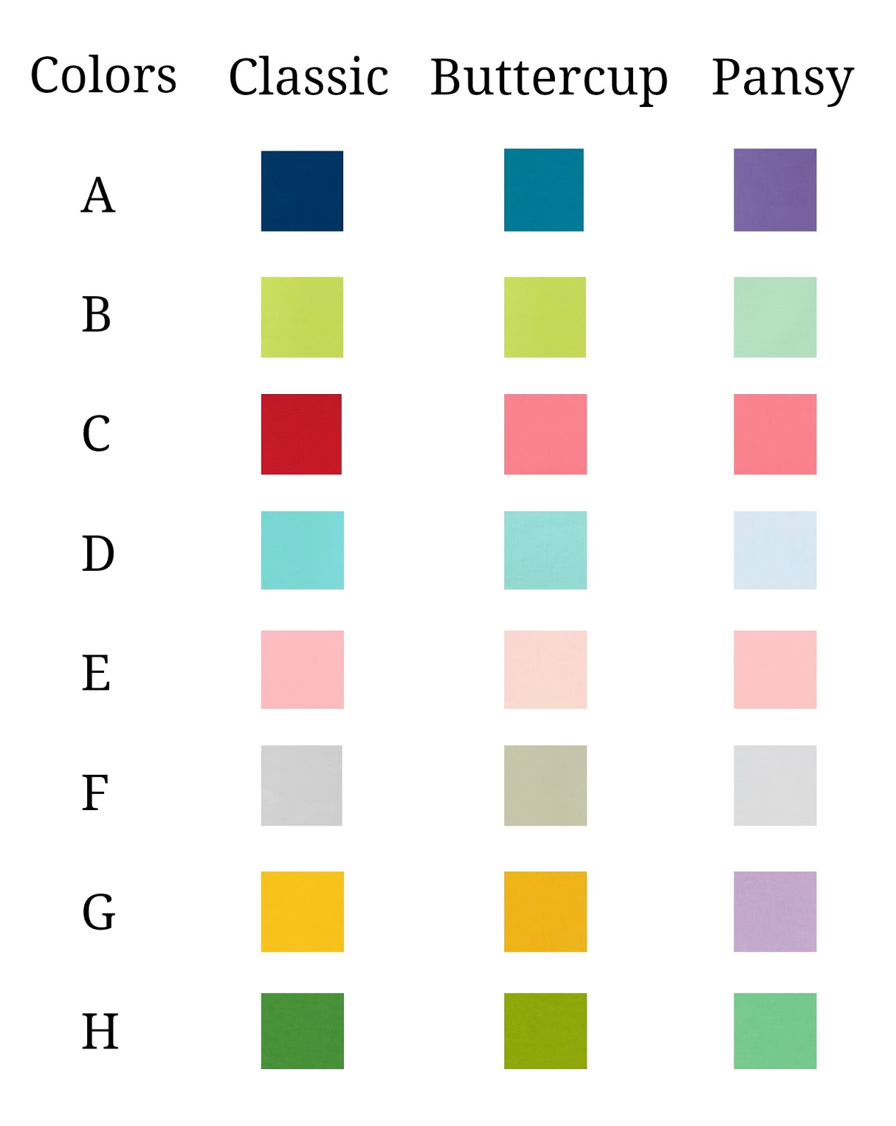 Colors That Start With F >> Woodberry Way September 2017