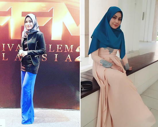 Pelakon Mia Ahmad Top 5 Trending People Google 2015