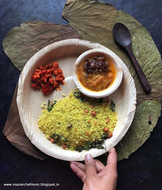 Amchi Tomato Curry Recipe