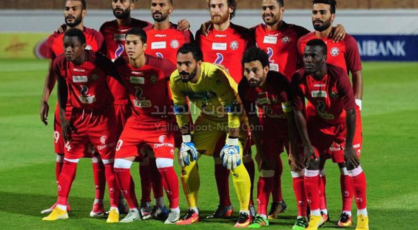 حرس الحدود يحقق فوز صعبه خارج ملعبه بهدف وحيد على فريق الإسماعيلي في الدوري المصري