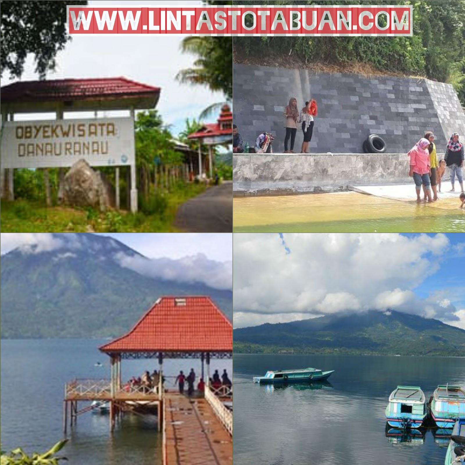 Surga Wisata Danau Ranau Lampung Barat - LintasTotabuan.com