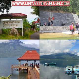 Surga Wisata Danau Ranau Lampung Barat