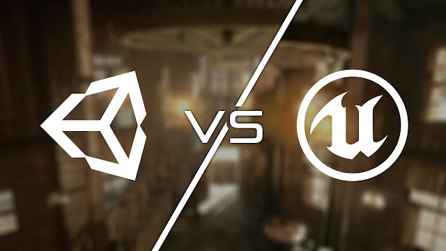 Perbandingan Grafis Unity 5 vs Unreal Engine 4