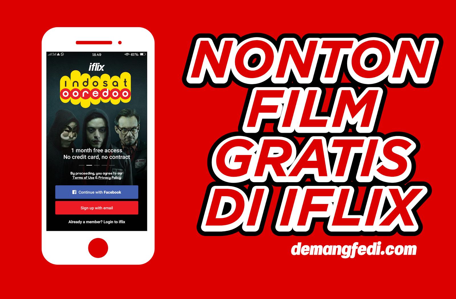 NontonFilm Gratis di Iflix