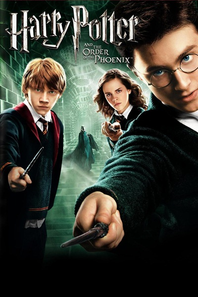 Harry Potter 5 la Orden del Fénix DVDRip Español Latino