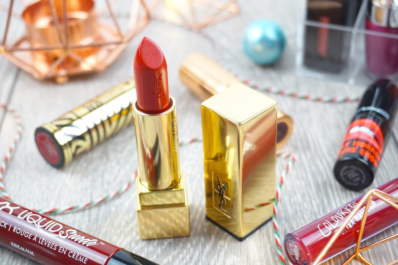 bbloggers, beauty, beauty bloggers, beauty review, YSL, Rouge Pur Couture, Le Rouge, pigmented, bold, red lips,