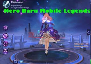 Resmi! Tanggal Rilis Hero Guinevere ke Server Global Mobile Legends