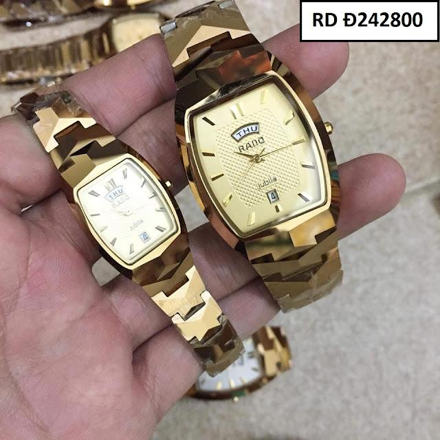 Đồng hồ cặp đôi Rado Đ242800