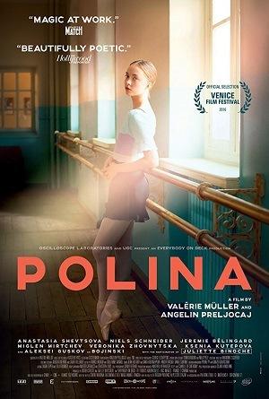 Filme Polina, danser sa vie - Legendado 2018 Torrent