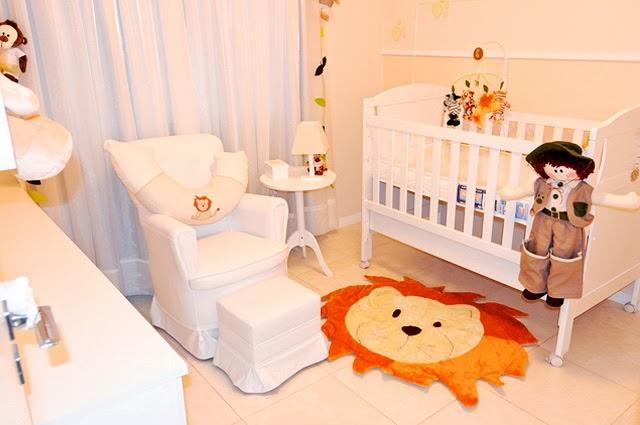 Imagenes fantasia y color como decorar el cuarto del bebe - Dormitorio de ninos ...