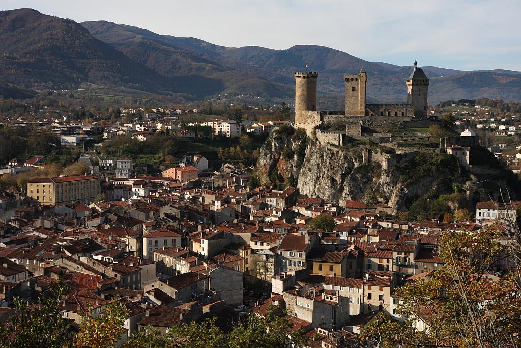 Zamek Foix