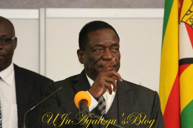 ZIMBABWE: ZANU-PF shuts its door on ex-VP loyalists