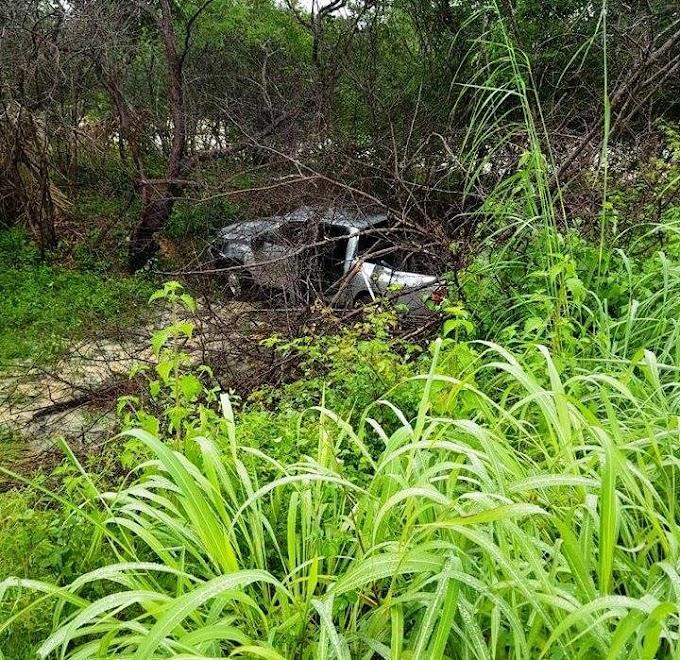 Deputado Júnior Verde sofre acidente na BR 222, entre Chapadinha e Vargem Grande