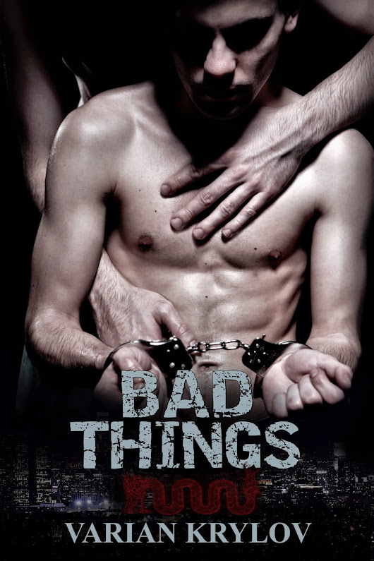 Wow! What a dark and fantastic book! BAD THINGS gets 4.5 stars from LOVE BYTES REVIEWS