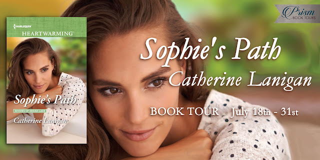 Sophie's Path by Catherine Lanigan – Guest Post + $50 Amazon Gift Card