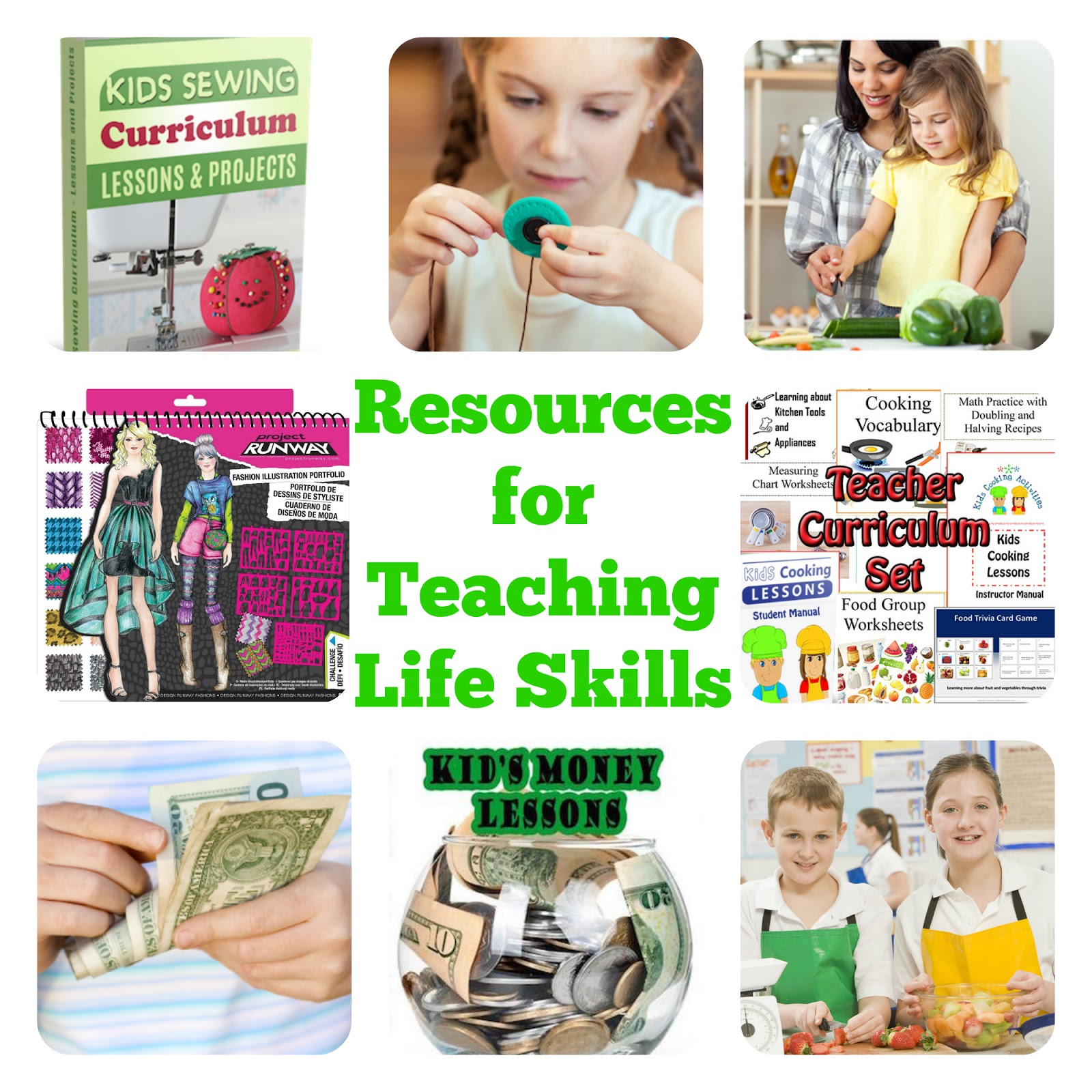 Teaching Life Skills To Kids