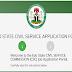 Edo State Civil Service Recruitment Exercise 2018 - Apply Here