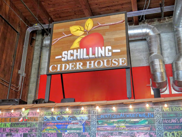 How to Spend a Perfect Sunday in Seattle - Schilling Cider House