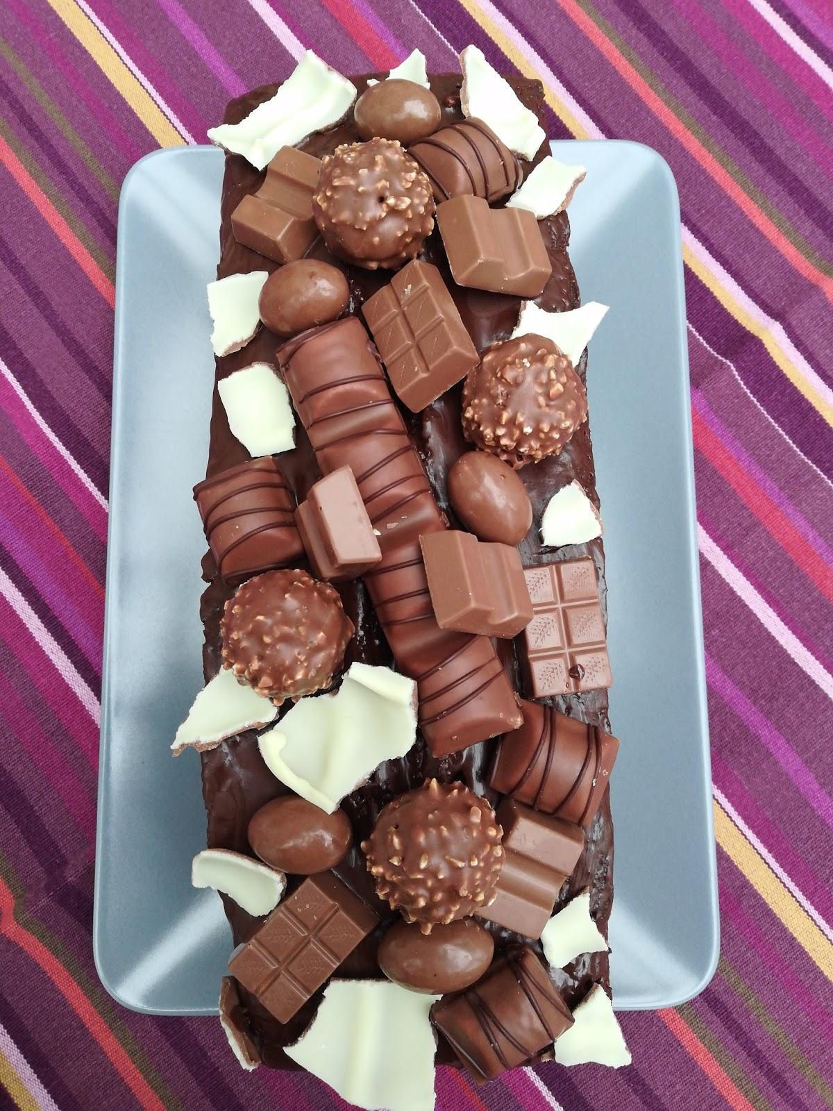 28daysofblogging Teenager Geburtstagskuchen Mit Viel Schokolade