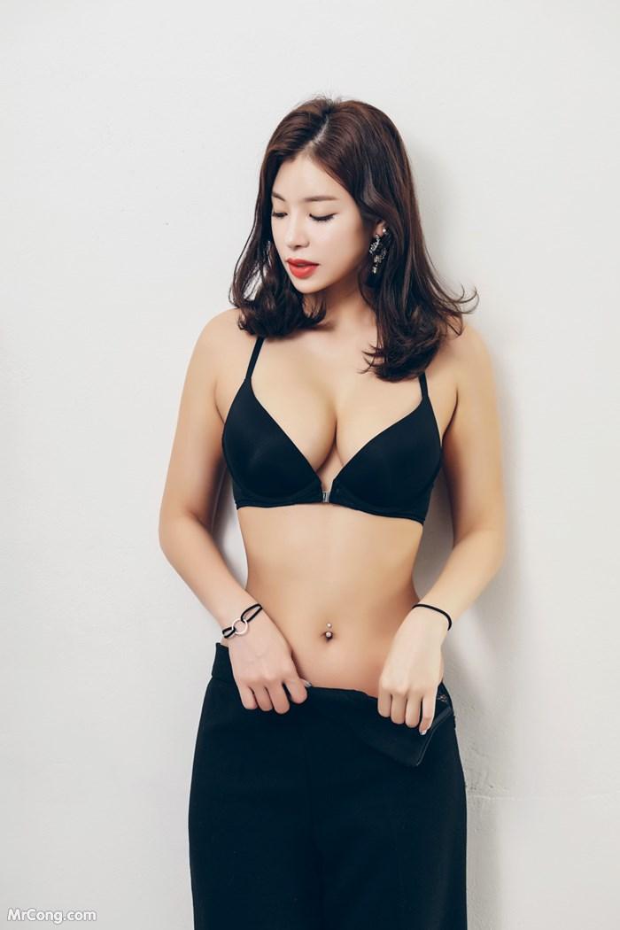 Image Korean-Model-Kwon-Soo-Jung-MrCong.com-004 in post Người đẹp Kwon Soo Jung trong bộ ảnh nội y tháng 10/2017 (195 ảnh)