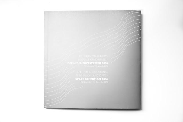 Wernisaż pokonkursowej wystawy XVII Międzynarodowego Biennale Krajobrazu w Kielcach. Definicja przestrzeni. BWA. ZPAF. Katalog wystawy.