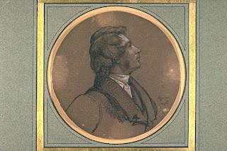 François-Joseph Heim - Bra, statuaire - 1826 - Louvre, Arts graphiques.