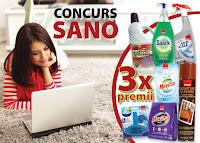 Castiga produse Sano