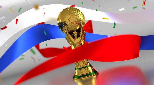 Trophy Soccer Russia Football Championship