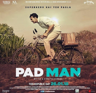 PadMan First Look Poster 7