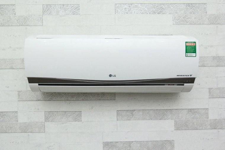Máy lạnh LG mẫu mã đẹp, chất lượng ổn định