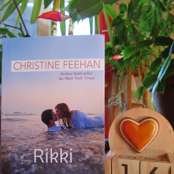 Soeurs de coeur, tome 1 : Rikki de Christine Feehan