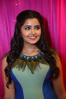 Anupama Paramesvaran in beautiful Sleeveless Gown at Zee Telugu Apsara Awards 2017 08.JPG