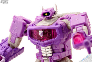 Transformers Takara Legends Shockwave Titans Return