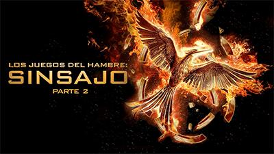 Los Juegos del Hambre: Sinsajo 2 Netflix