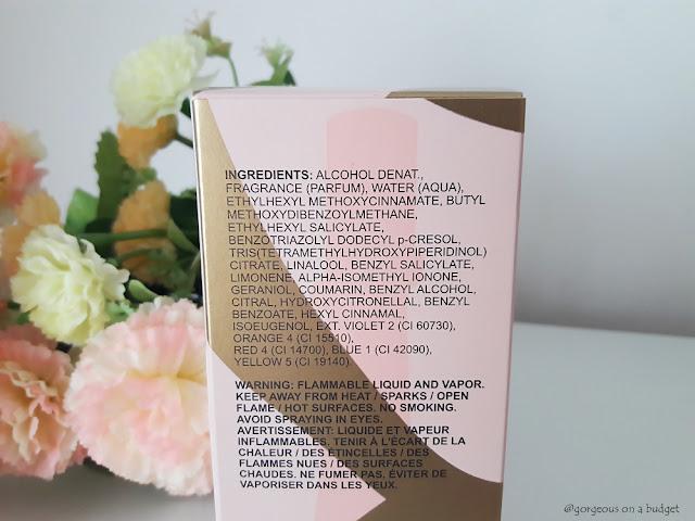 Rihanna Parfume Ingridients Notino.hr