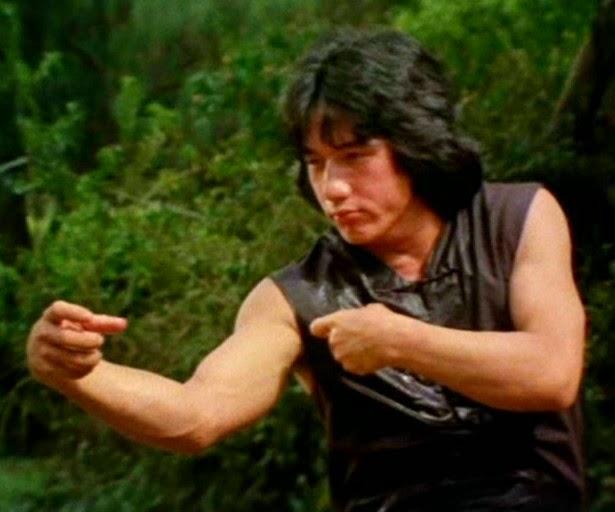 Hai! Karate and Kung-Fu Too: Drunken Master (Zhi Quan, 1978)