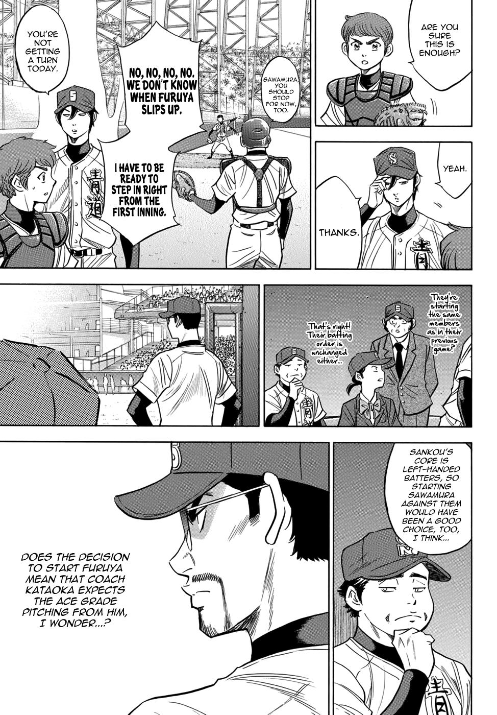 Daiya no A - Act II - Chapter 37