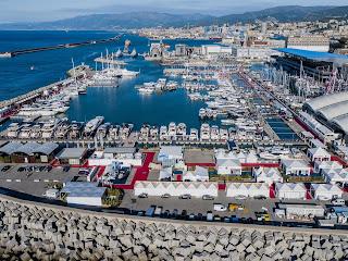 Annunciate del date del 59° Salone nautico a Genova
