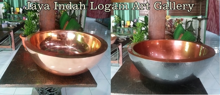 Washtafel Tembaga Jaya Indah Logam