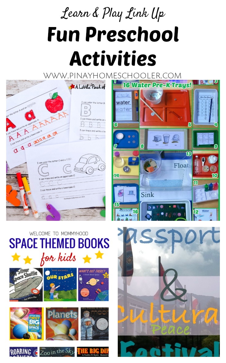 learning links preschool preschool activities and learn amp play link up the 918
