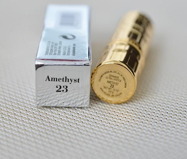 elizabeth arden amethyst lipstick