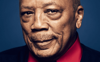 Quincy Jones and Taylor Swift