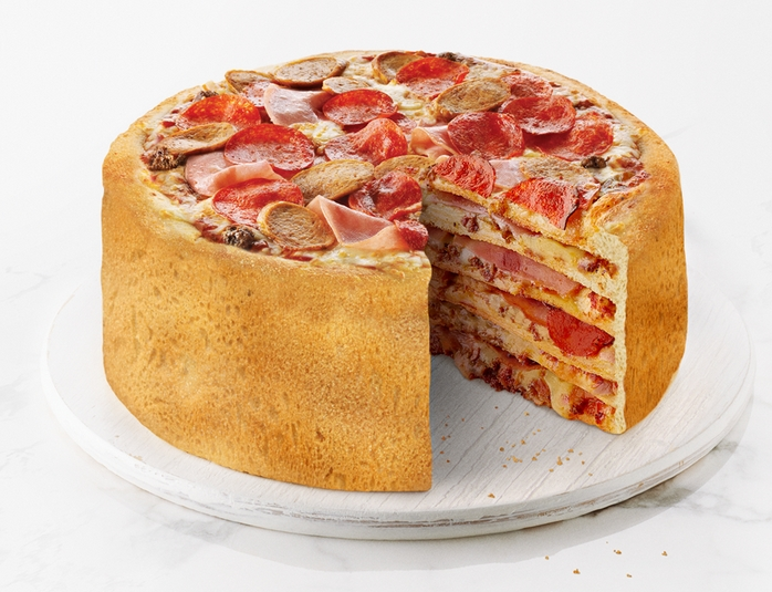 Declaring If You Like It We Ll Make Boston S Pizza Is Inviting Canadian Fans Although The Chain Does Have A Little More Than 40 Locations Here In