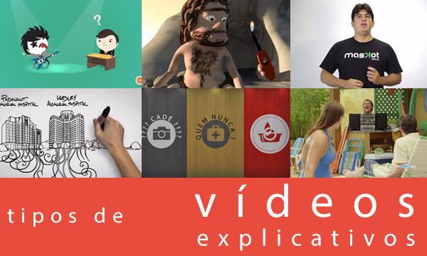tipos de videos explicativos
