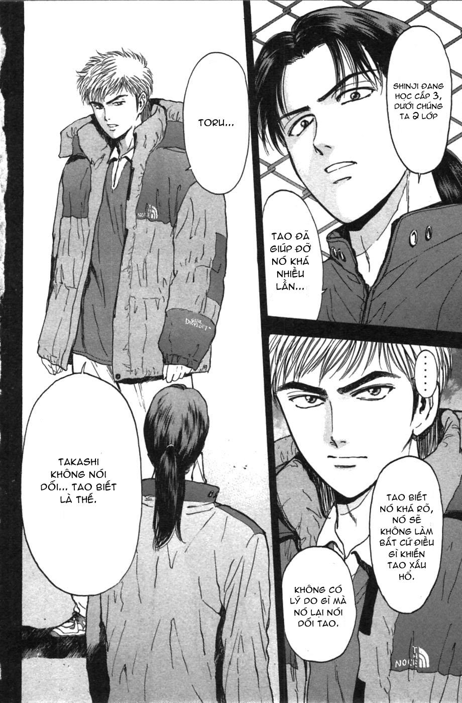 Psychometrer Eiji chapter 45 trang 5