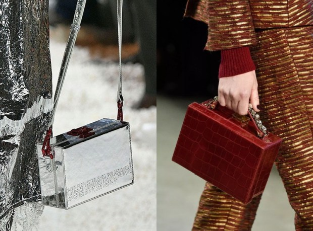 Fall-Winter 2018-2019 Women's Office Designer Handbags Fashion Trends