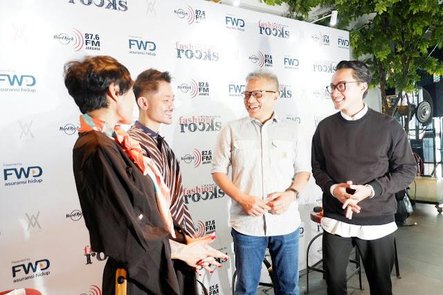 Bebaskan Langkah Tetap Syariah di FWD Fashion Rocks